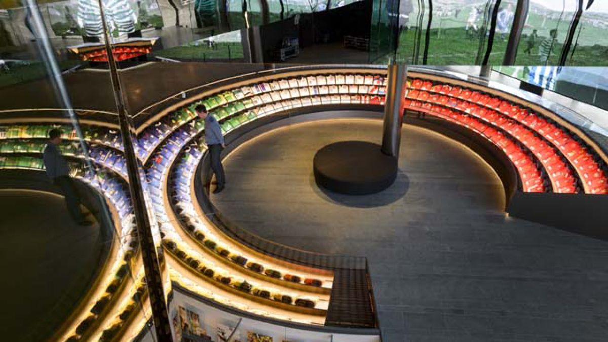 El museo de la FIFA en Zurich abrirá el 28 de febrero