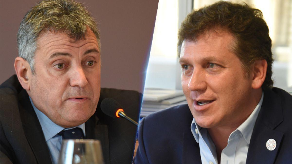 Uruguayo Valdez y paraguayo Domínguez, únicos candidatos a presidencia de la Conmebol