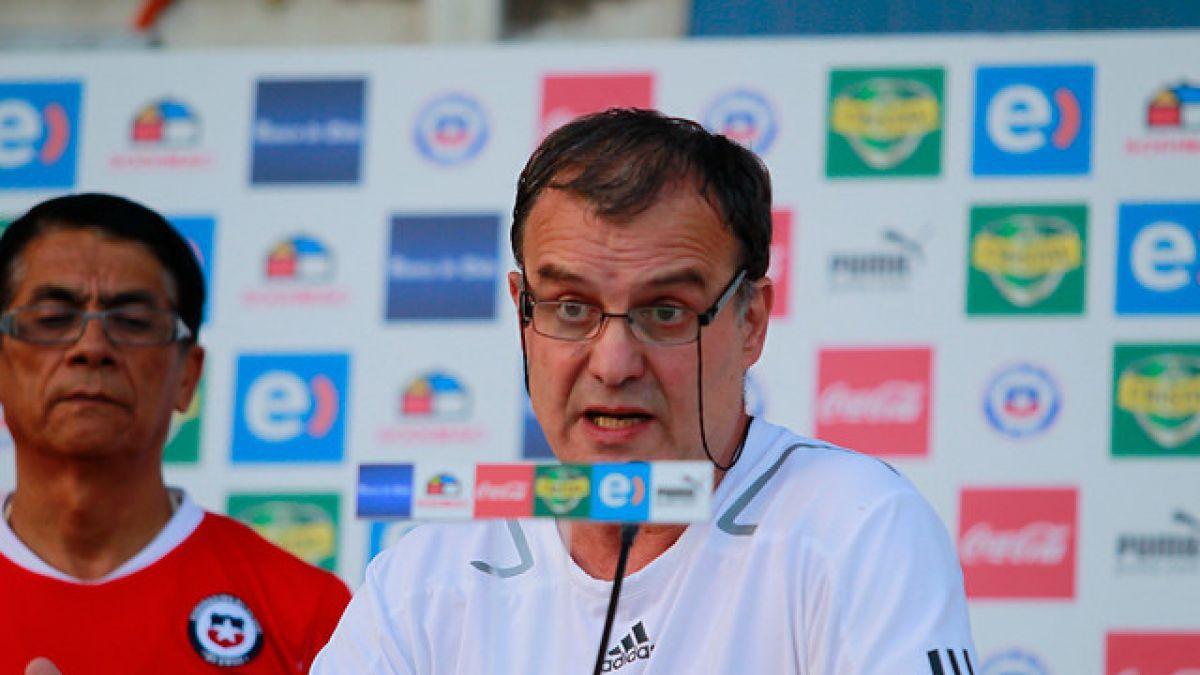 Marcelo Bielsa dice no a oferta para regresar a La Roja
