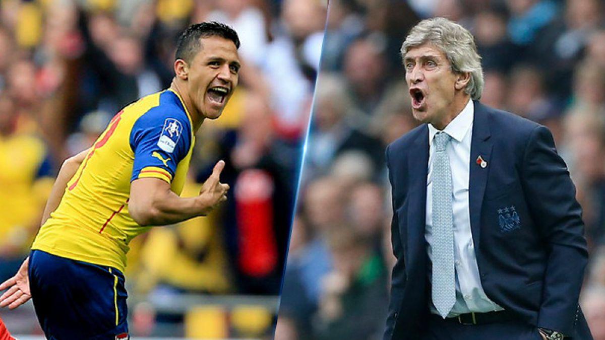 Nueva fecha en la Premier: Arsenal buscará mantener el liderato y el City espera su caída
