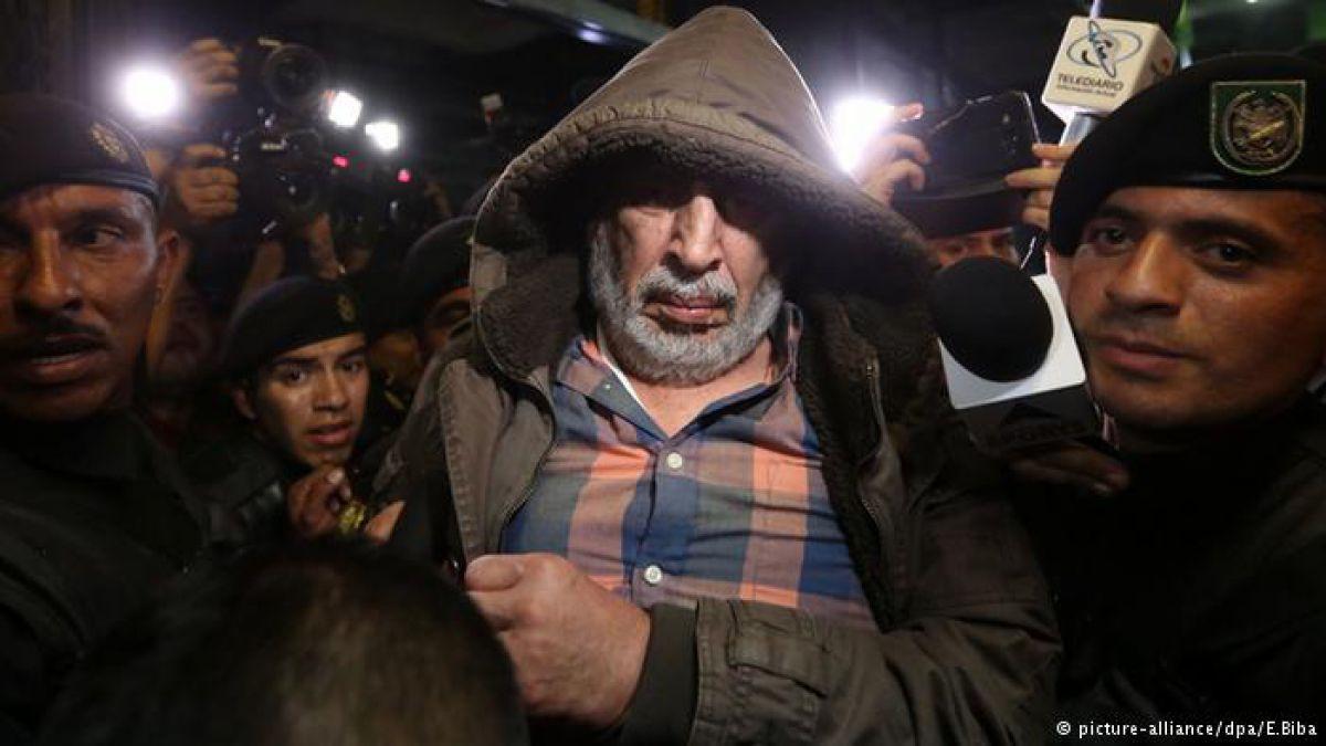 Capturan a ex dirigente de la Federación de Fútbol de Guatemala
