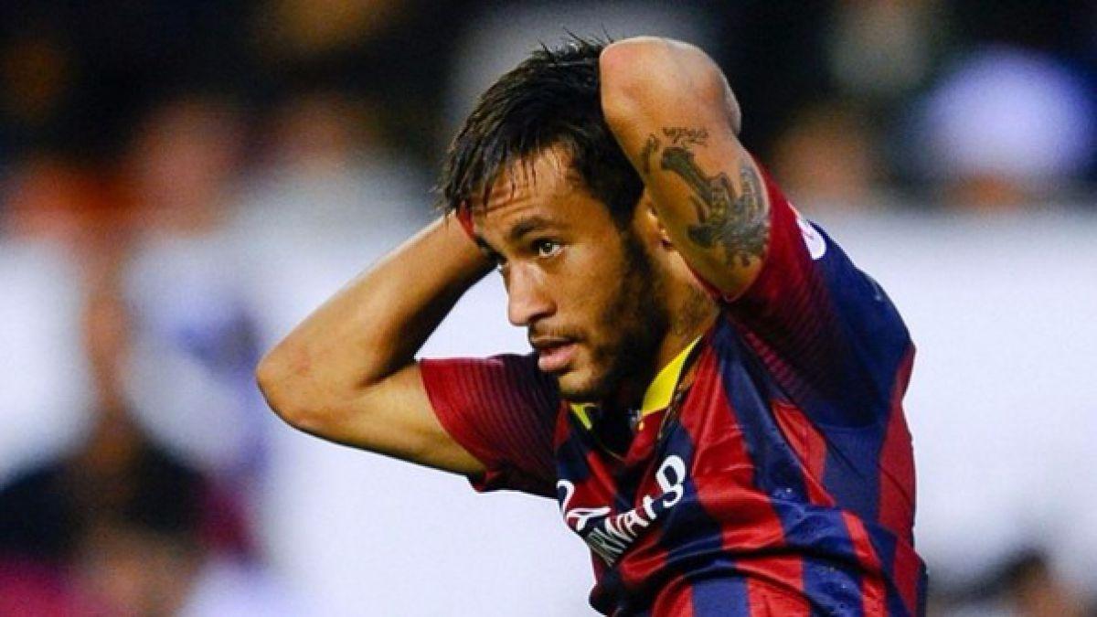 Justicia brasileña mantiene bloqueo de 48 millones de dólares de Neymar por evadir impuestos