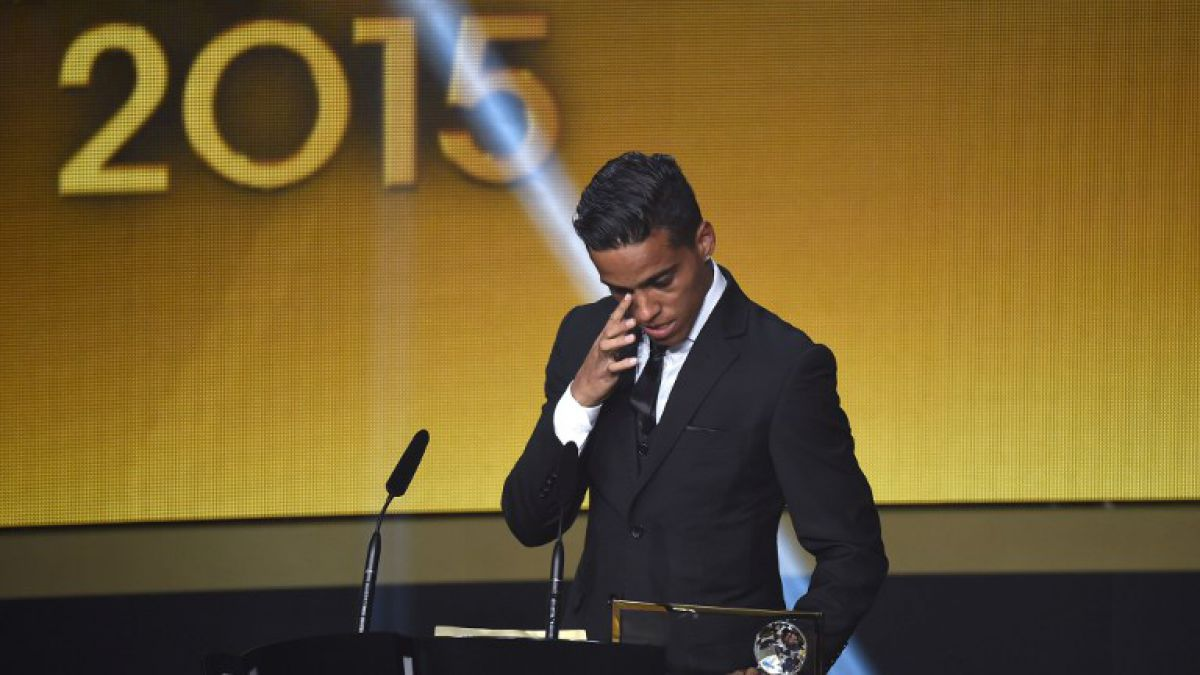 [VIDEO] Eufórica celebración de la familia de Wendell Lira tras ganar el Premio Puskas
