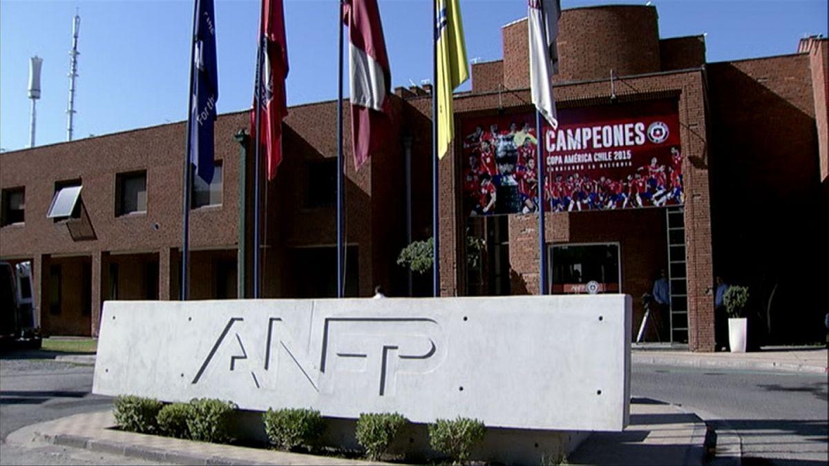 ANFP asume una situación financiera frágil: Hay un déficit de 9 mil millones de pesos