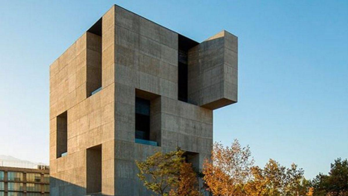 Centro de innovaci n uc obra del galardonado arquitecto - Alejandro aravena arquitecto ...