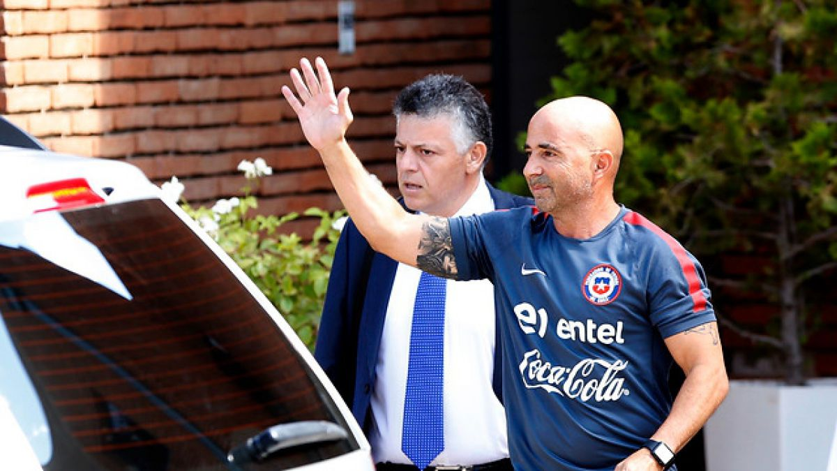 [VIDEO] Jorge Sampaoli en T13: Yo no dije que era un rehén