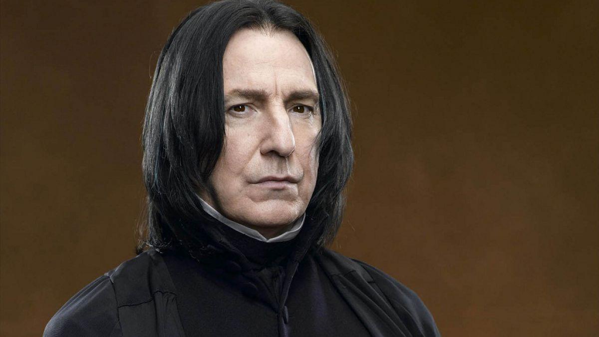 Alan Rickman Muere Actor De La Saga Harry Potter Tele 13