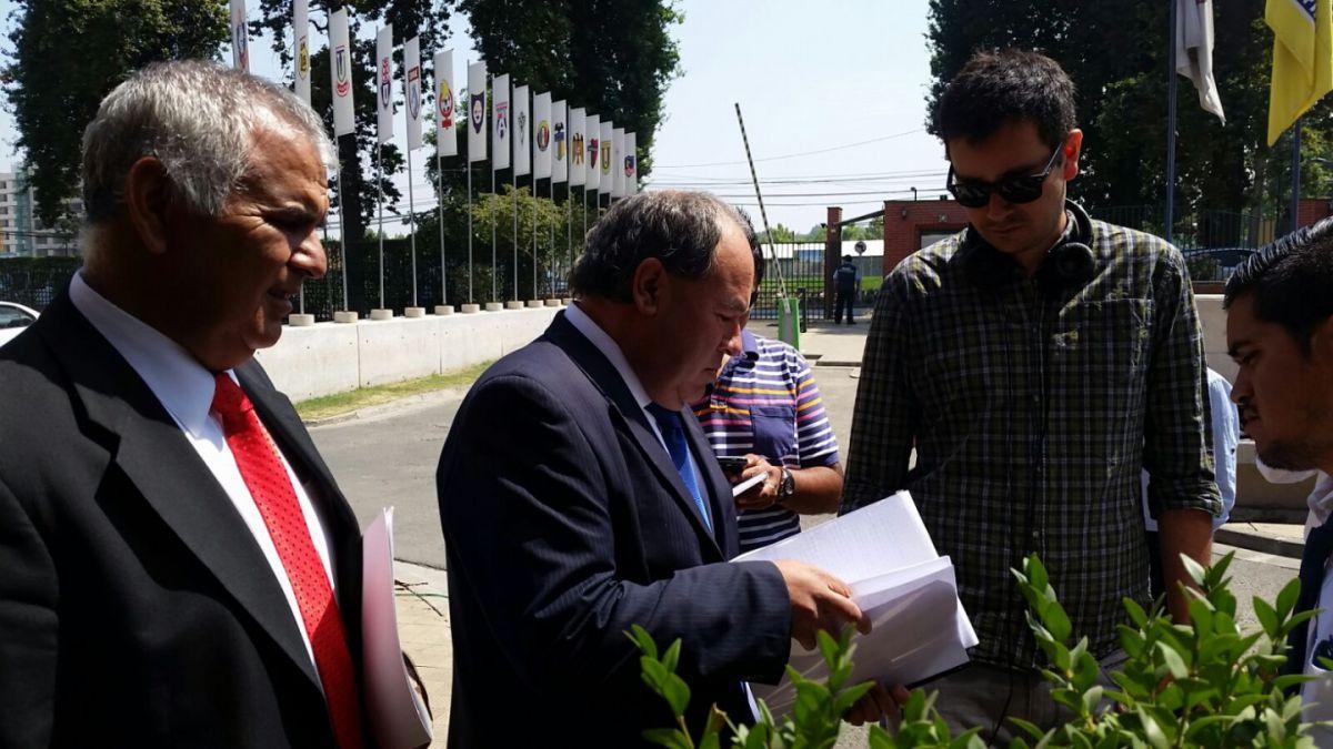 Se rearma la Federación de Fútbol de Chile tras reunión en la ANFP