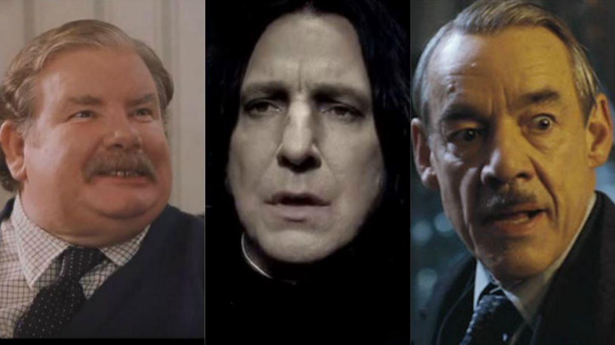 """Los actores de la saga de """"Harry Potter"""" que han fallecido."""