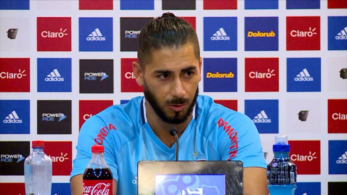 [VIDEO] Johnny Herrera defiende a Sampaoli: Tenemos una memoria muy frágil