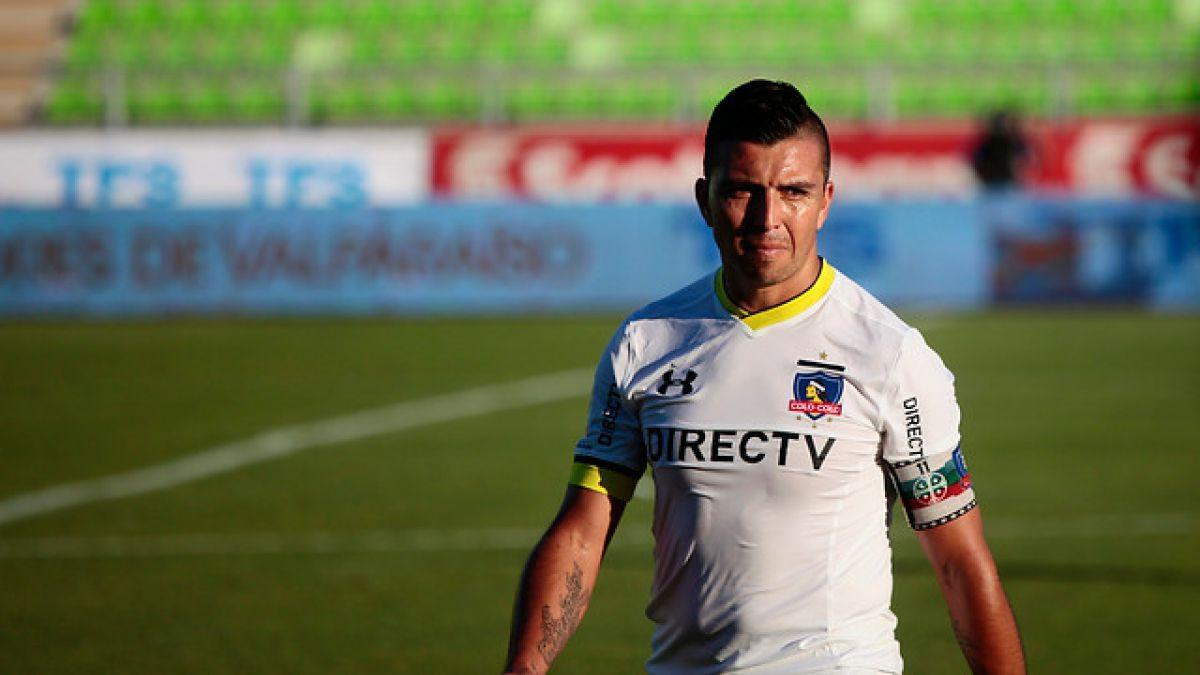 Capitán de Colo Colo exige mano dura con hinchas violentos y da mensaje a Humberto Suazo