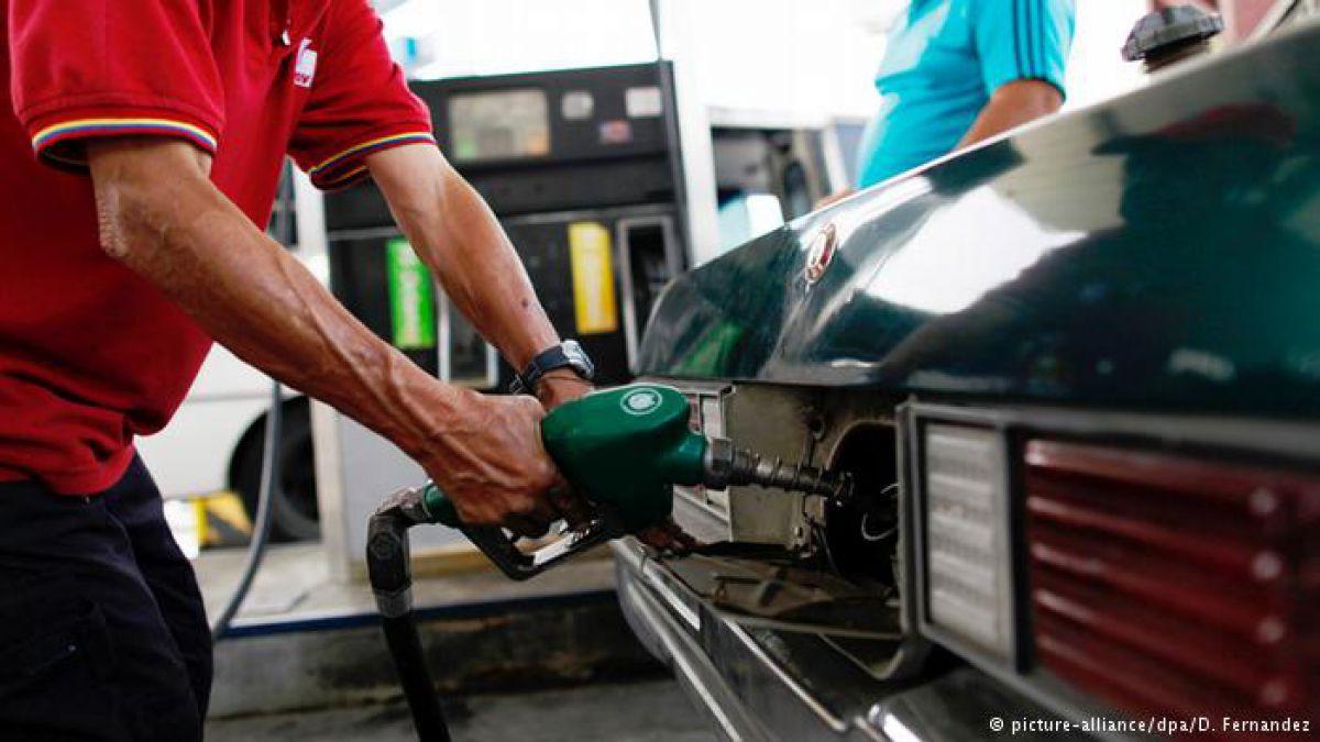 Gasolina casi gratis: despilfarro y catástrofe ambiental