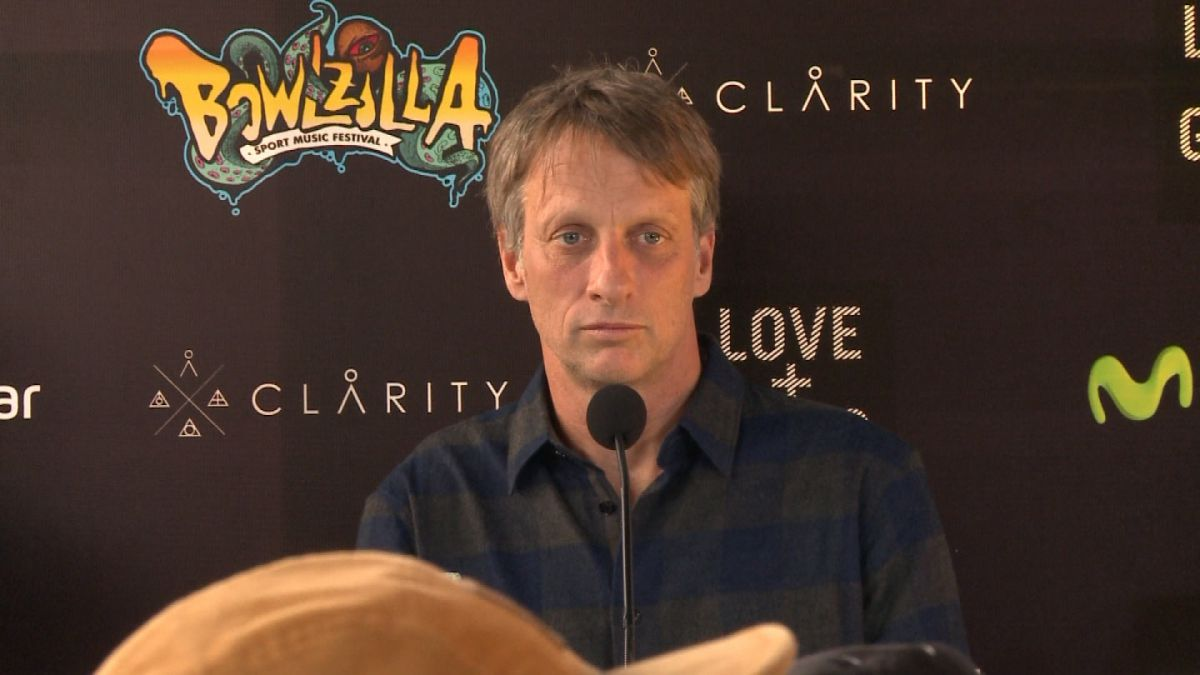 Festival Bowlzilla: Tony Hawk será la figura de Ritoque