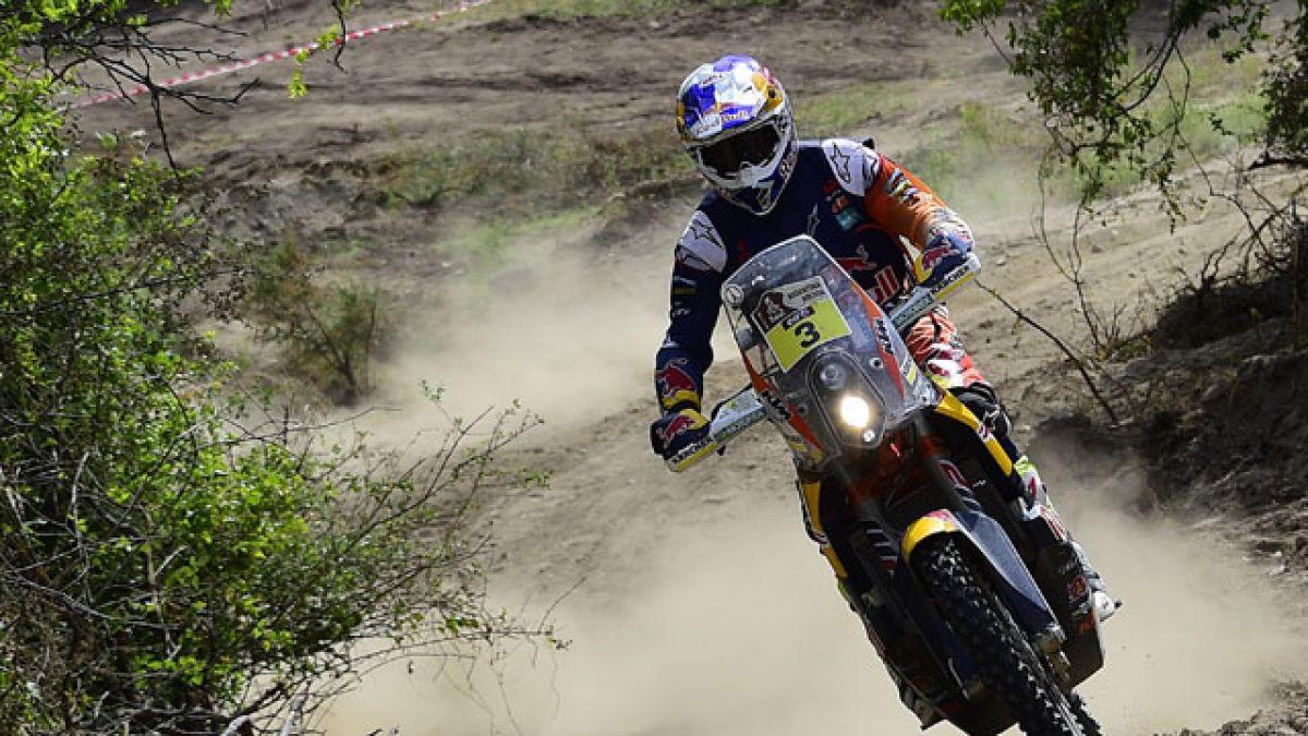 Toby Price sueña con su primer título en el Dakar 2016