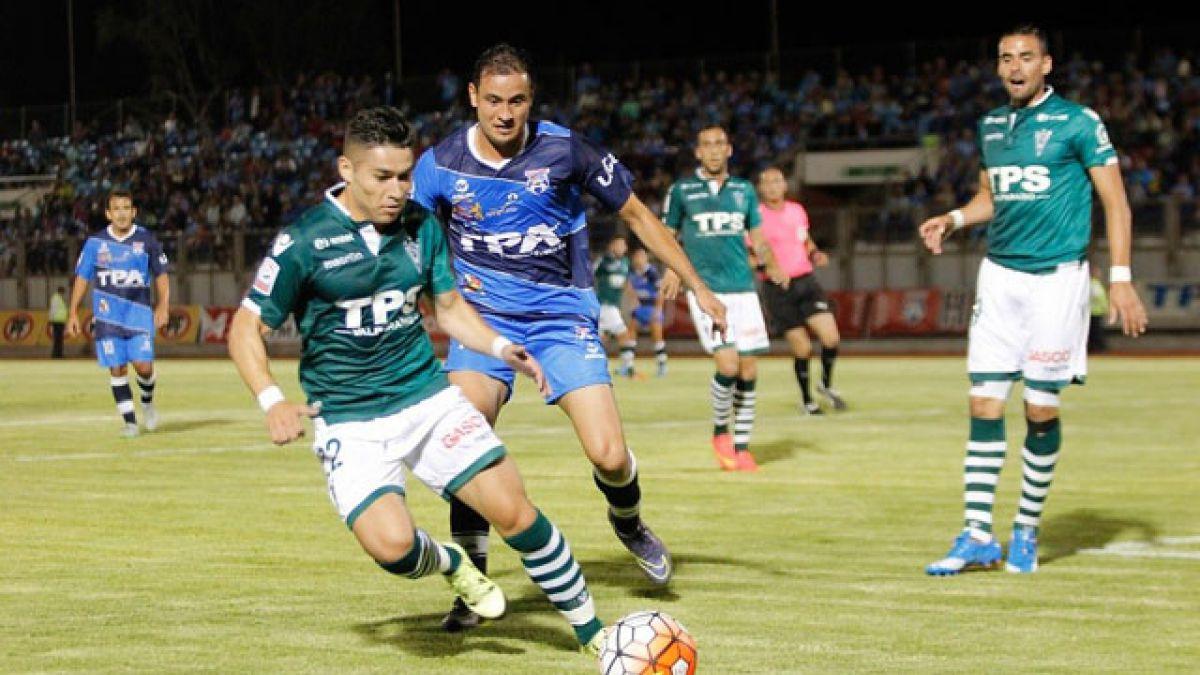 Santiago Wanderers debuta con triunfo a domicilio sobre San Marcos