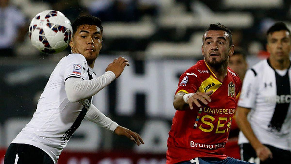 Zaguero de Colo Colo deja la concentración molesto por impedir su fichaje a San Lorenzo