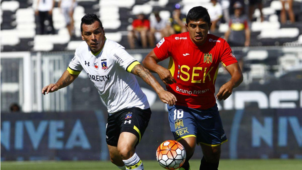 Colo Colo debuta en el Clausura 2016 con un empate frente a Unión Española