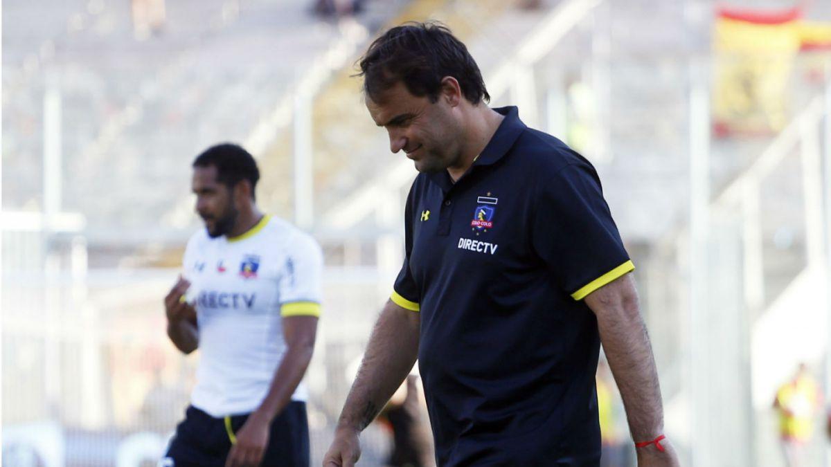 Sierra tras empate ante Unión Española: Se nos hizo difícil jugar