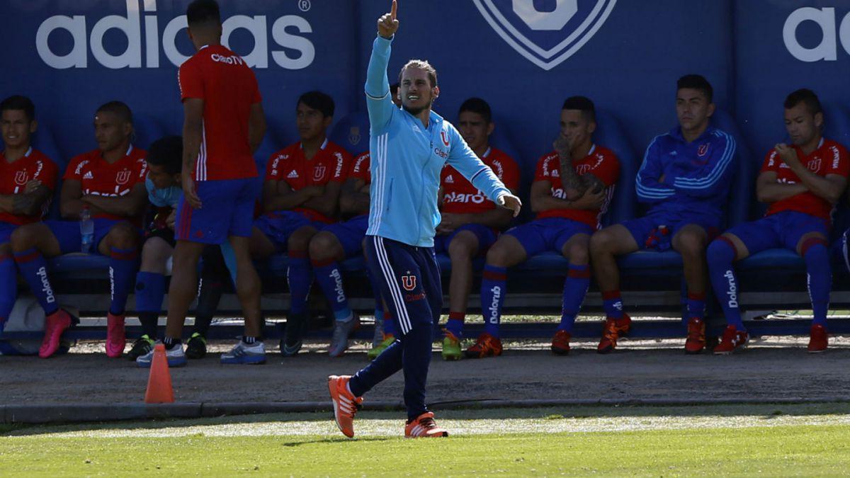 La U de Beccacece debuta en Antofagasta por la primera fecha del Clausura 2016