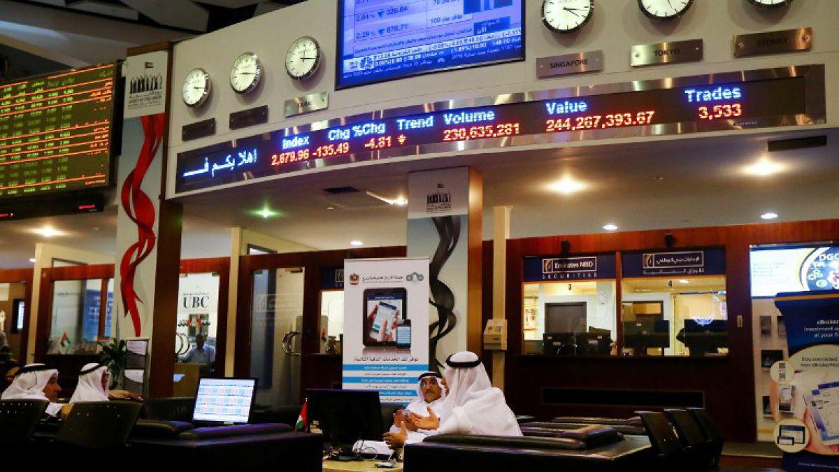 Bolsas del Golfo registran fuertes pérdidas tras entrada en vigor de acuerdo con Irán