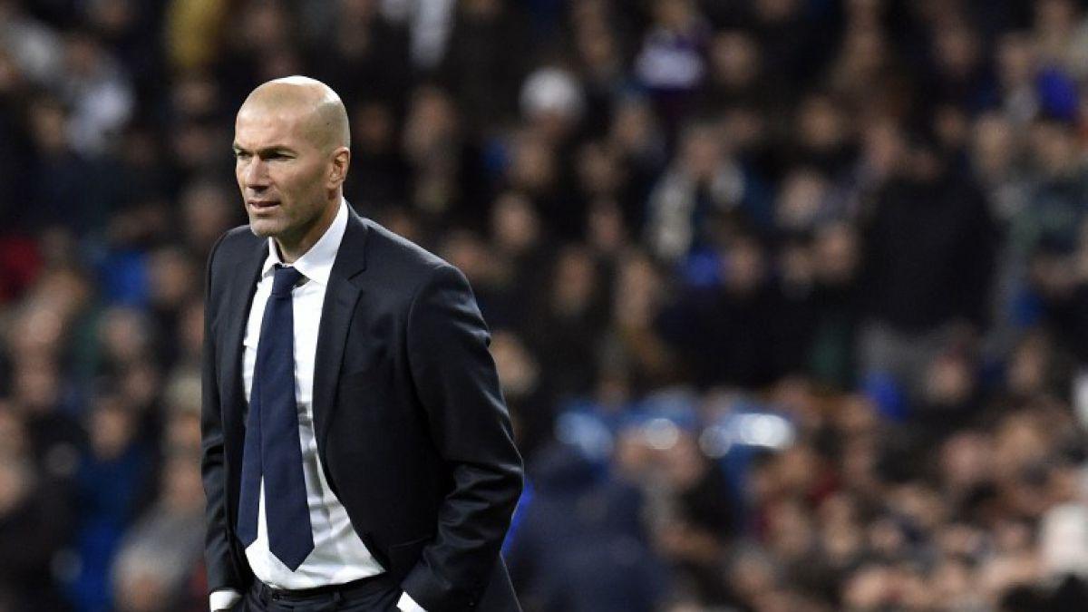 Con goleada incluida: Zidane suma su segundo triunfo al mando del Real Madrid