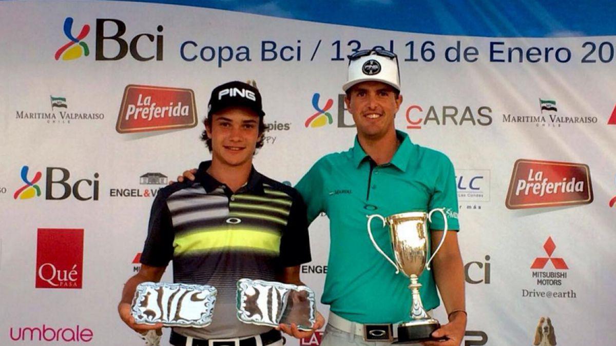Golf: Abierto de Marbella ya tiene a sus ganadores