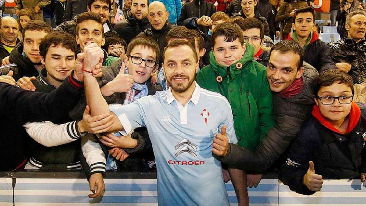Marcelo Díaz y su llegada al Celta: Estar aquí me genera mucha ambición