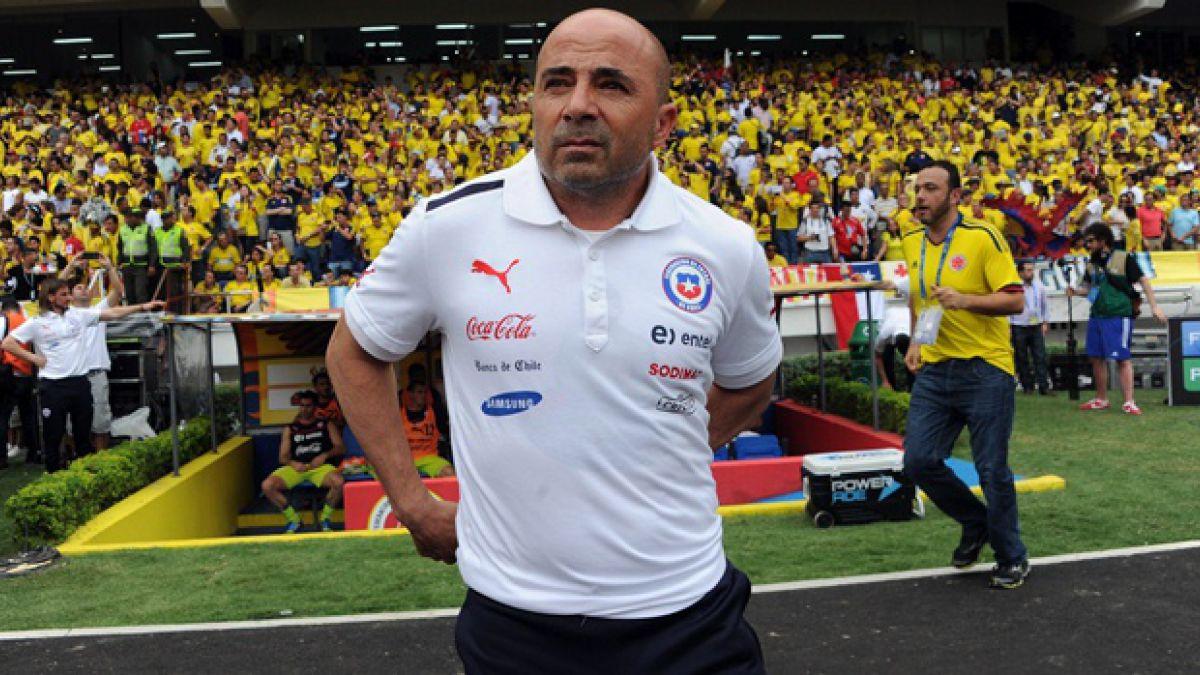 """Sampaoli está en Uruguay para recibir premio al """"Mejor técnico de América 2015"""""""