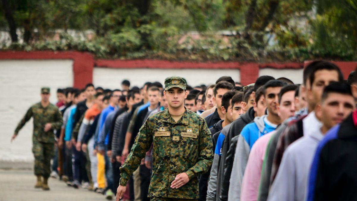 Servicio Militar: Reclamación y excusas hasta el 11 de noviembre ...