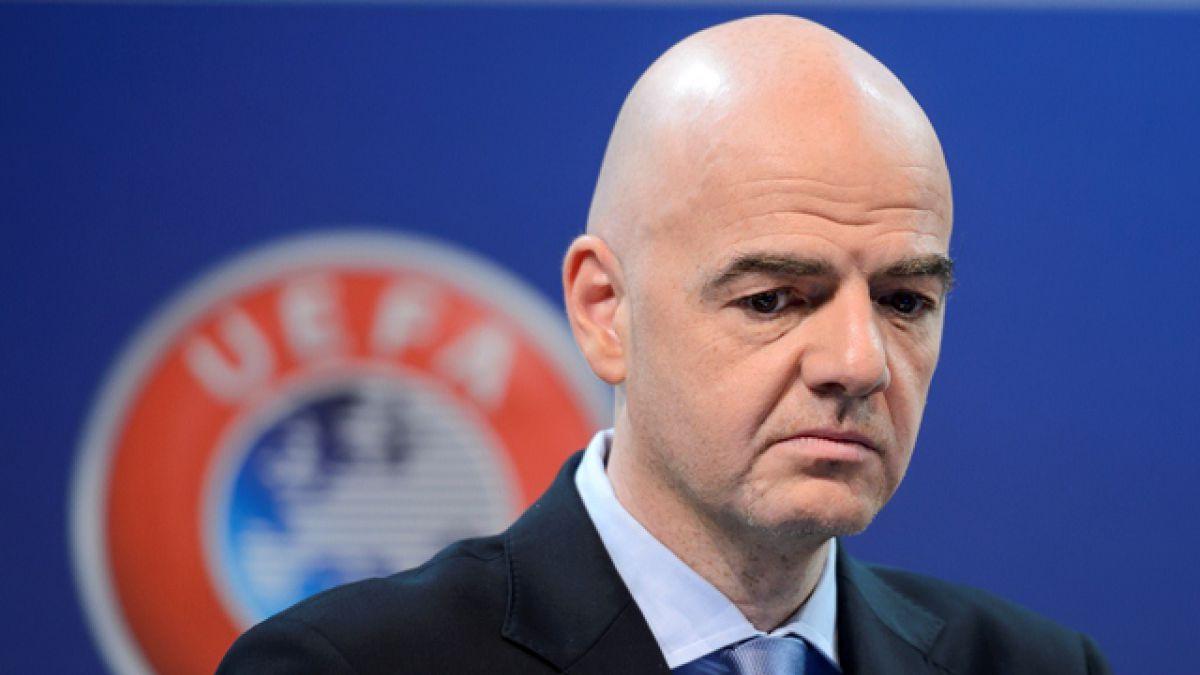Candidato a presidente de la FIFA: Reconstruir la confianza en la FIFA es claramente lo esencial