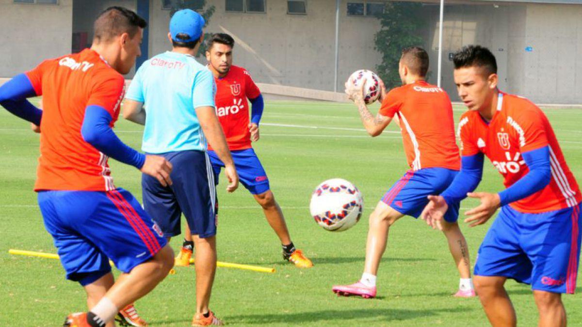 Gonzalo Jara ya entrena junto a Universidad de Chile