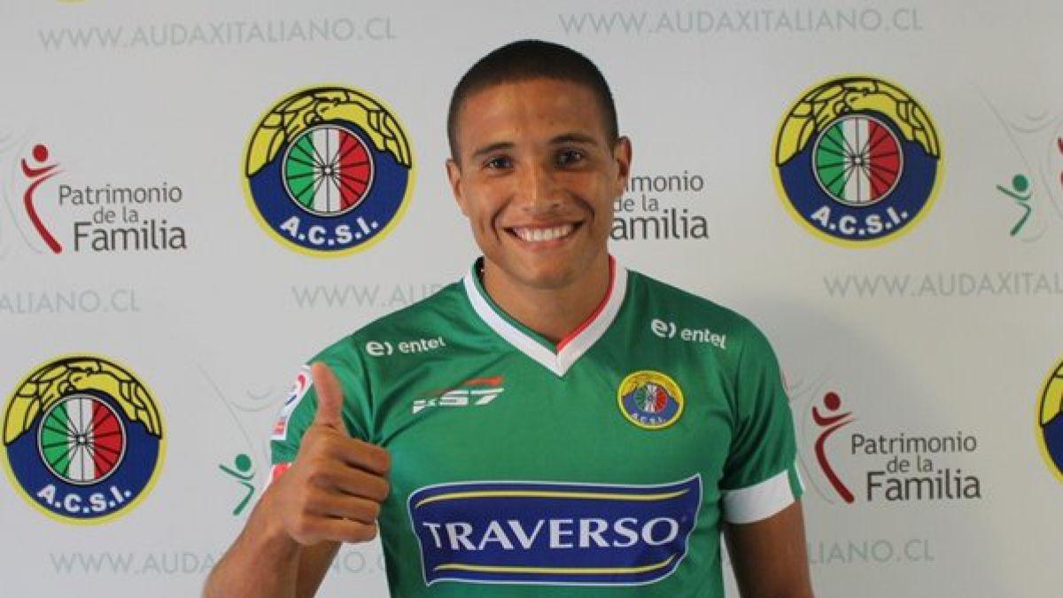 Audax confirma el fichaje del atacante Leandro Benegas para el Clausura
