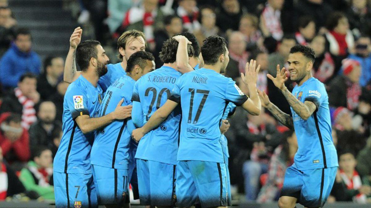 Barcelona logra valioso triunfo y Celta de Orellana empata en Copa del Rey