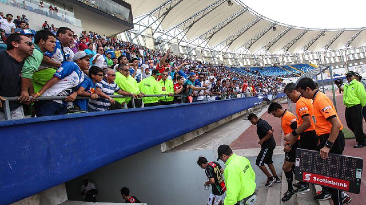 Jueces chilenos acusan quiebre con el comité de árbitros al mando de Pablo Pozo