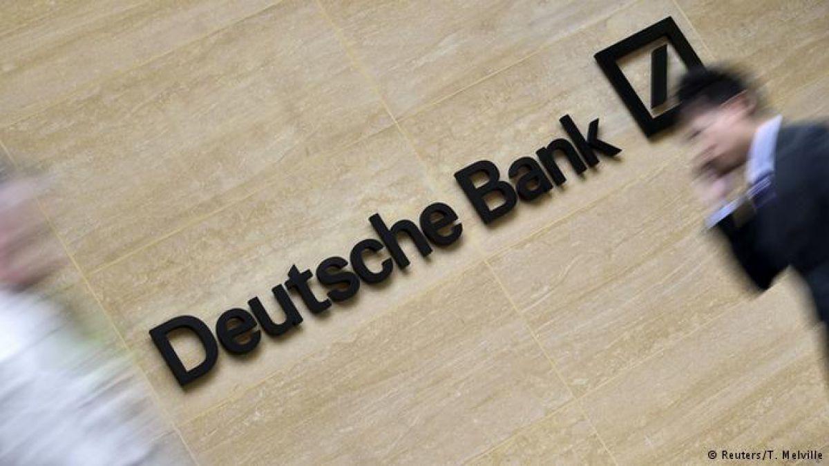 Deutsche Bank espera pérdidas de 6.700 millones de euros en balance 2015