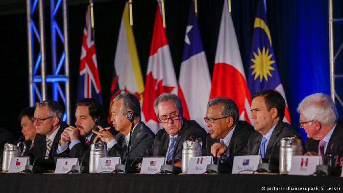 Acuerdo Transpacífico se firmará el 4 de febrero
