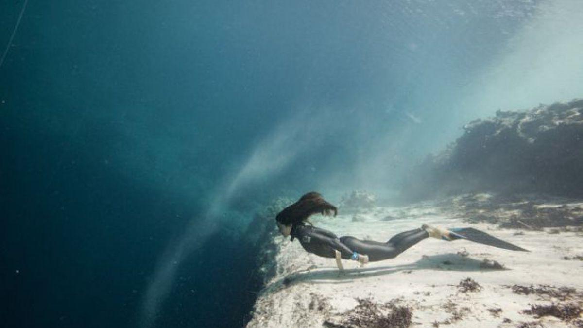 Las increíbles fotos de la colombiana Sofía Gómez Uribe desde el fondo del mar