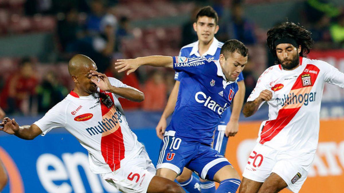 Renato González no logra ser transferido a Wanderers y no es inscrito en la U