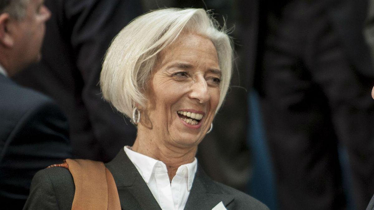 Christine Lagarde anuncia candidatura a un segundo mandato al frente del FMI