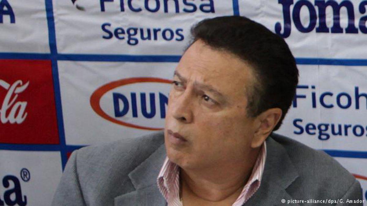 Expresidente de la Concacaf consigue libertad bajo fianza