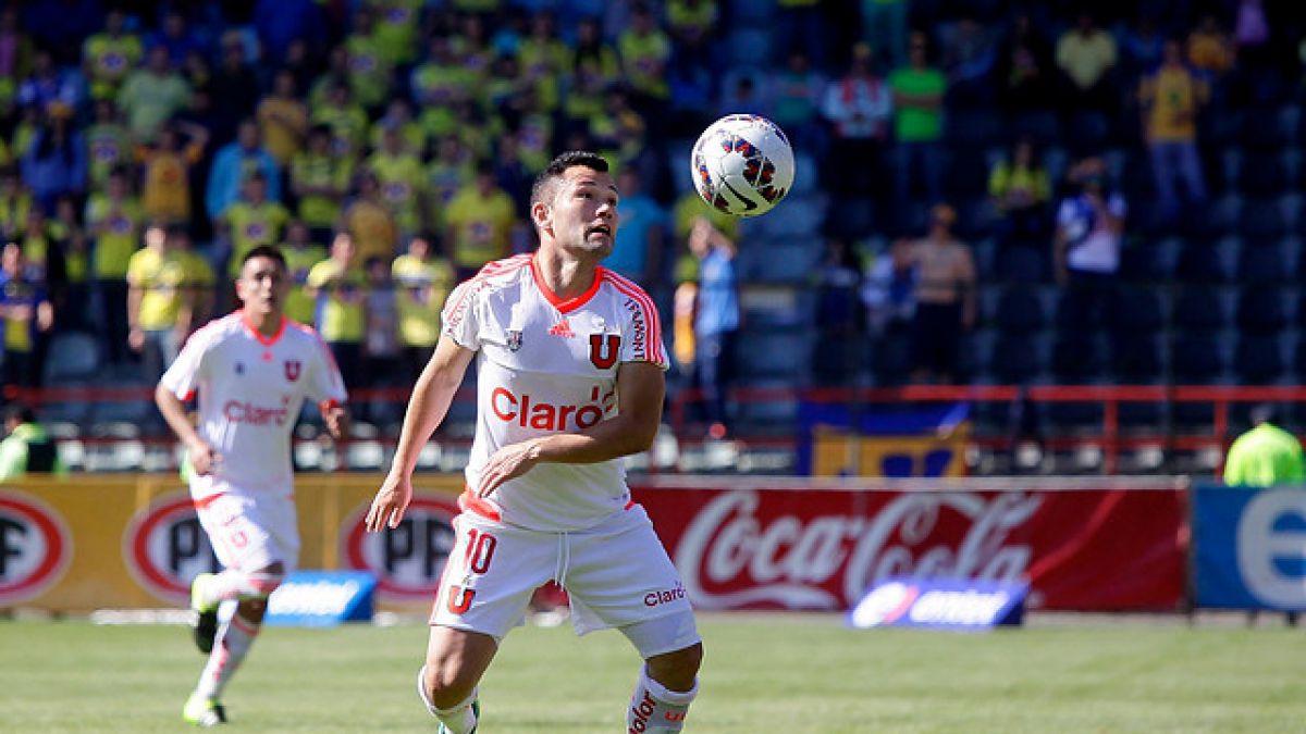 Renato González encontró club para jugar en el Clausura