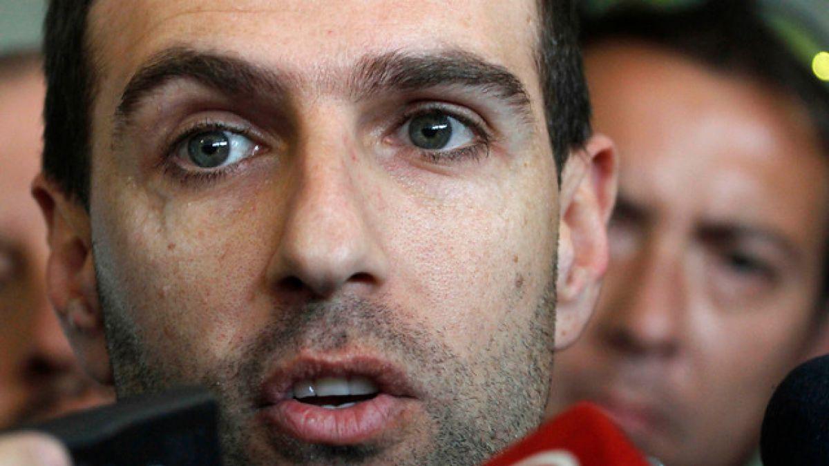 """Según Andrés Fazio cheque con que Jadue devolvió sueldo """"no está"""""""
