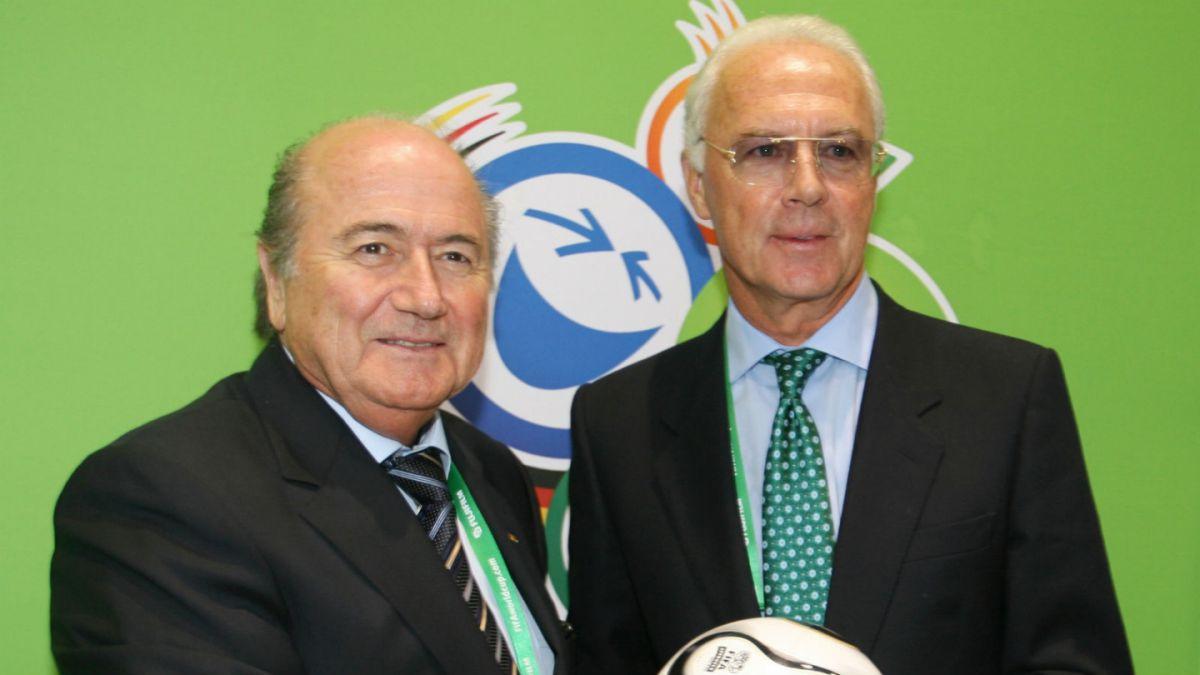 FBI investiga el pago de 6,7 millones de euros de Federación Alemana de Fútbol a la FIFA