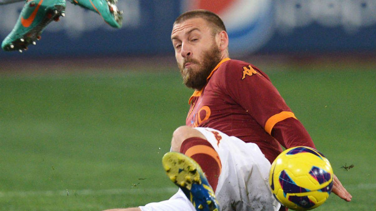 Jugador de Roma es acusado de insultos racistas contra Mario Mandzukic de Juventus