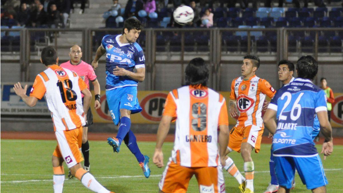 Cobresal y San Marcos cierran la segunda fecha del Clausura con un empate sin goles