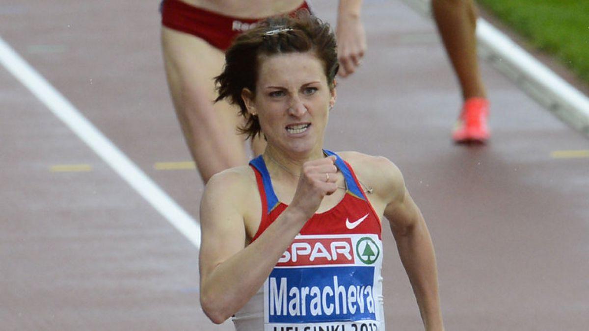 El Comité Olímpico Ruso suspende a cuatro atletas por dopaje