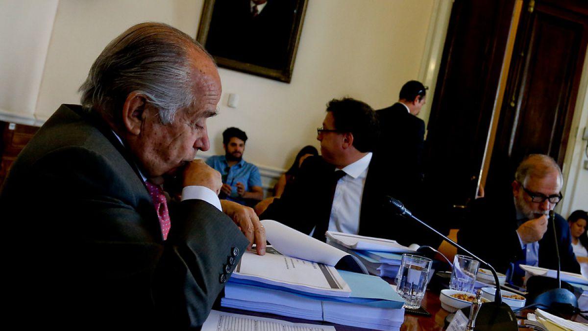 Comisión de Hacienda del Senado despacha proyecto que simplifica la reforma tributaria