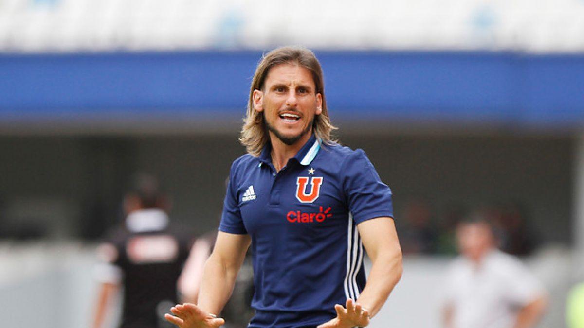 Beccacece niega posible interinato en La Roja y elogia a Johnny Herrera