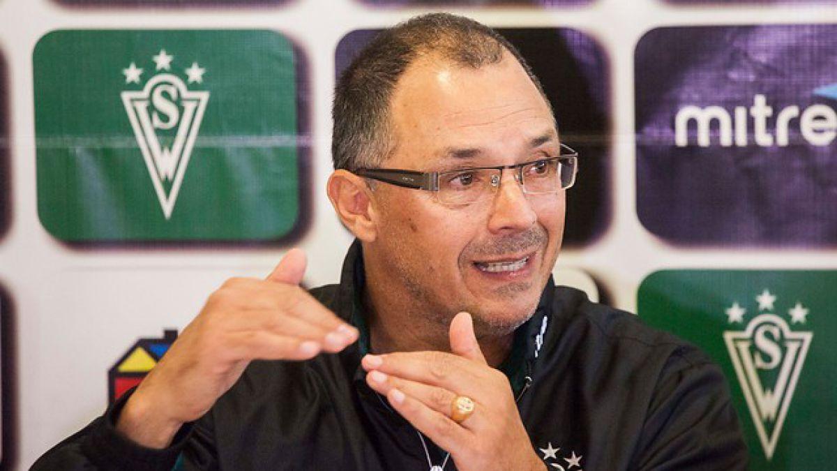DT de Wanderers pone presión y anuncia que no recibirá sueldo mientras no le paguen a jugadores