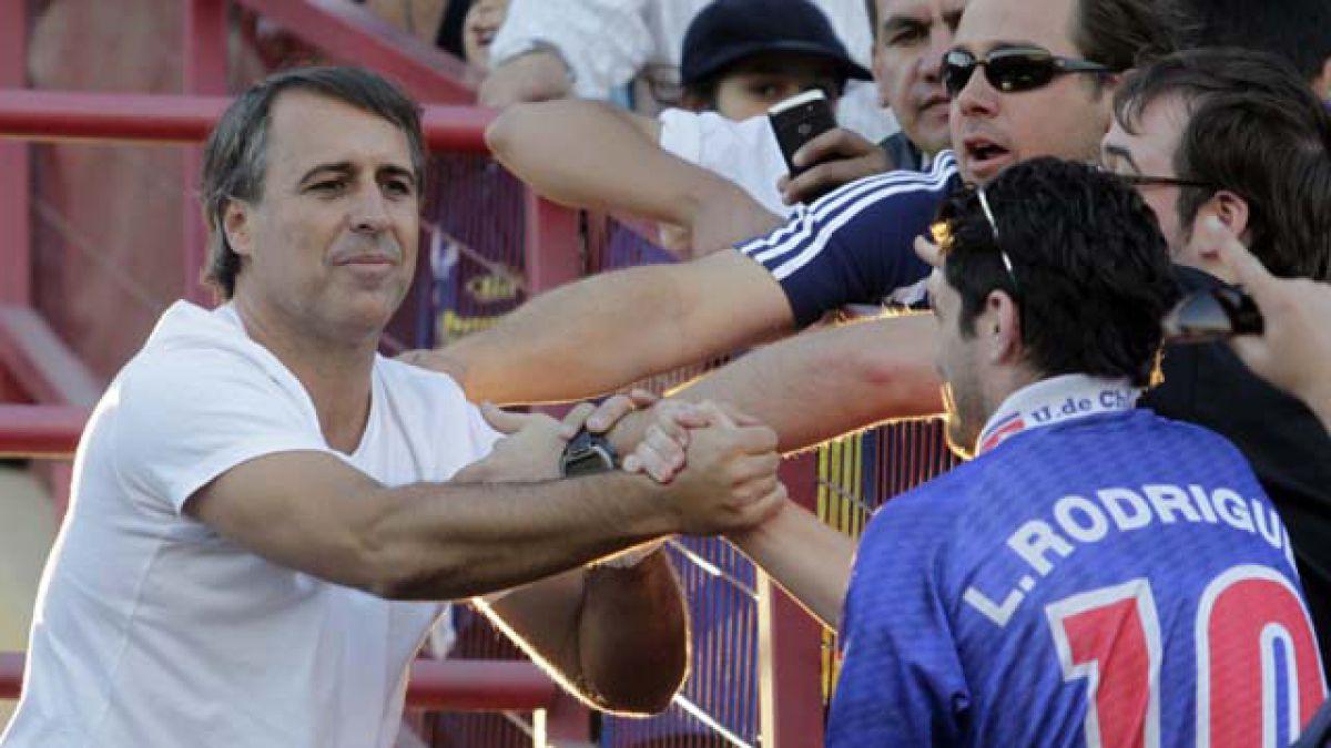 """Escándalo tributario en fútbol italiano involucra a ex jugador de la """"U"""" Leonardo Rodríguez"""